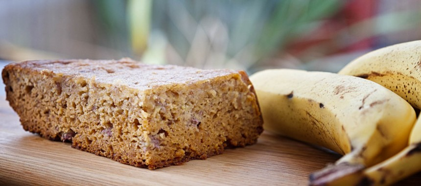 Slow Cook Protein Banana Bread