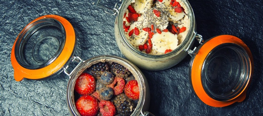 Super Boosting Breakfasts