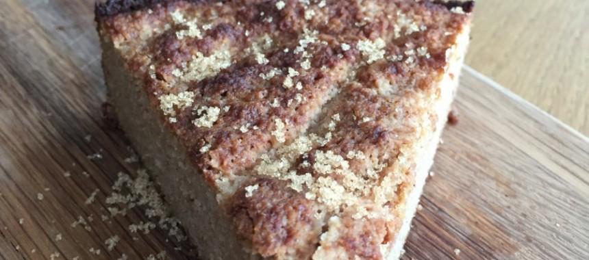 Pear & Cinnamon Cake