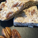 Maple & Pecan Bars