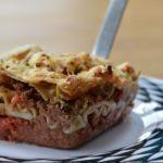 GSN Ostrich Meat Rizopia Lasagne