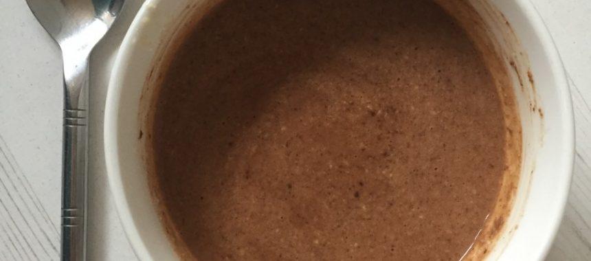 "Pumpkin Pie Post Work Out ""Porridge"" (Gluten, Grain, Dairy, Sugar & Soy Free)"