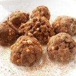 Vegan protein Breakfast Balls