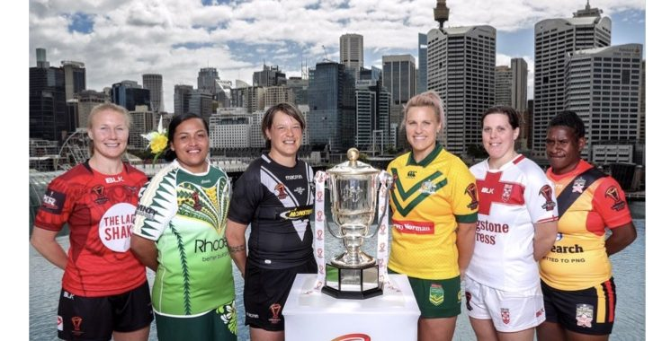 Let battle commence for the women warriors in the World Cup