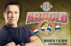 My Arnold Sports Festival experience